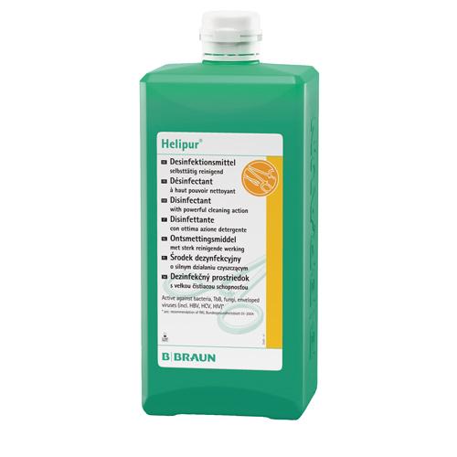 Helipur, Instrument Disinfectant 1 liter