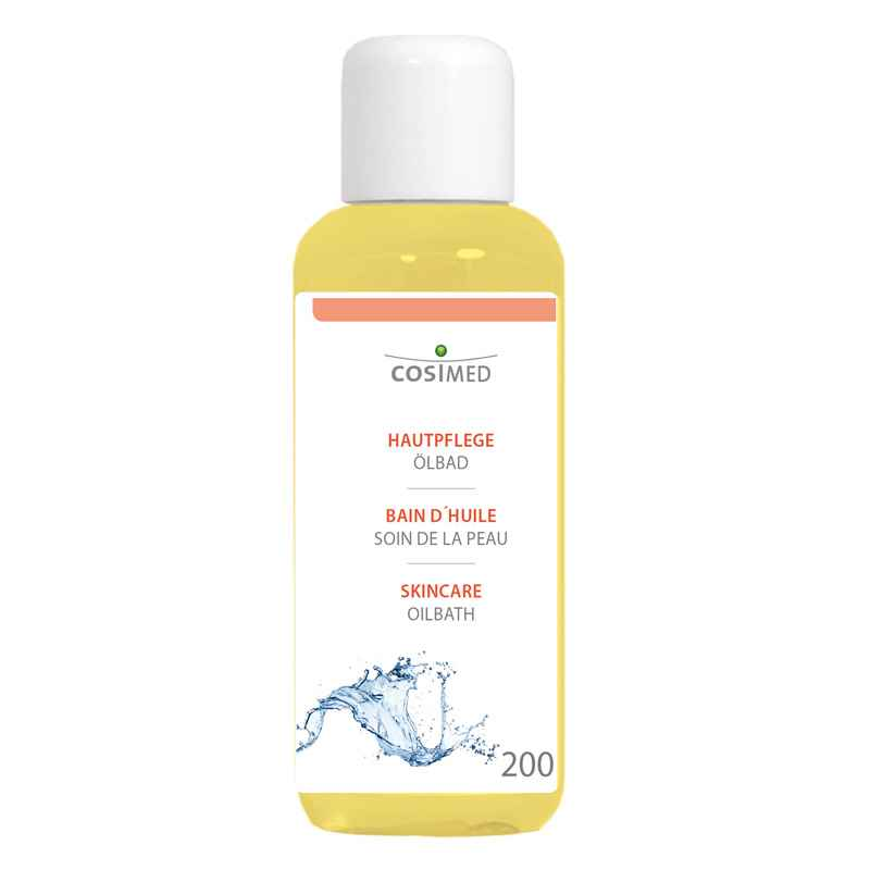 Skin Care Bath Oil