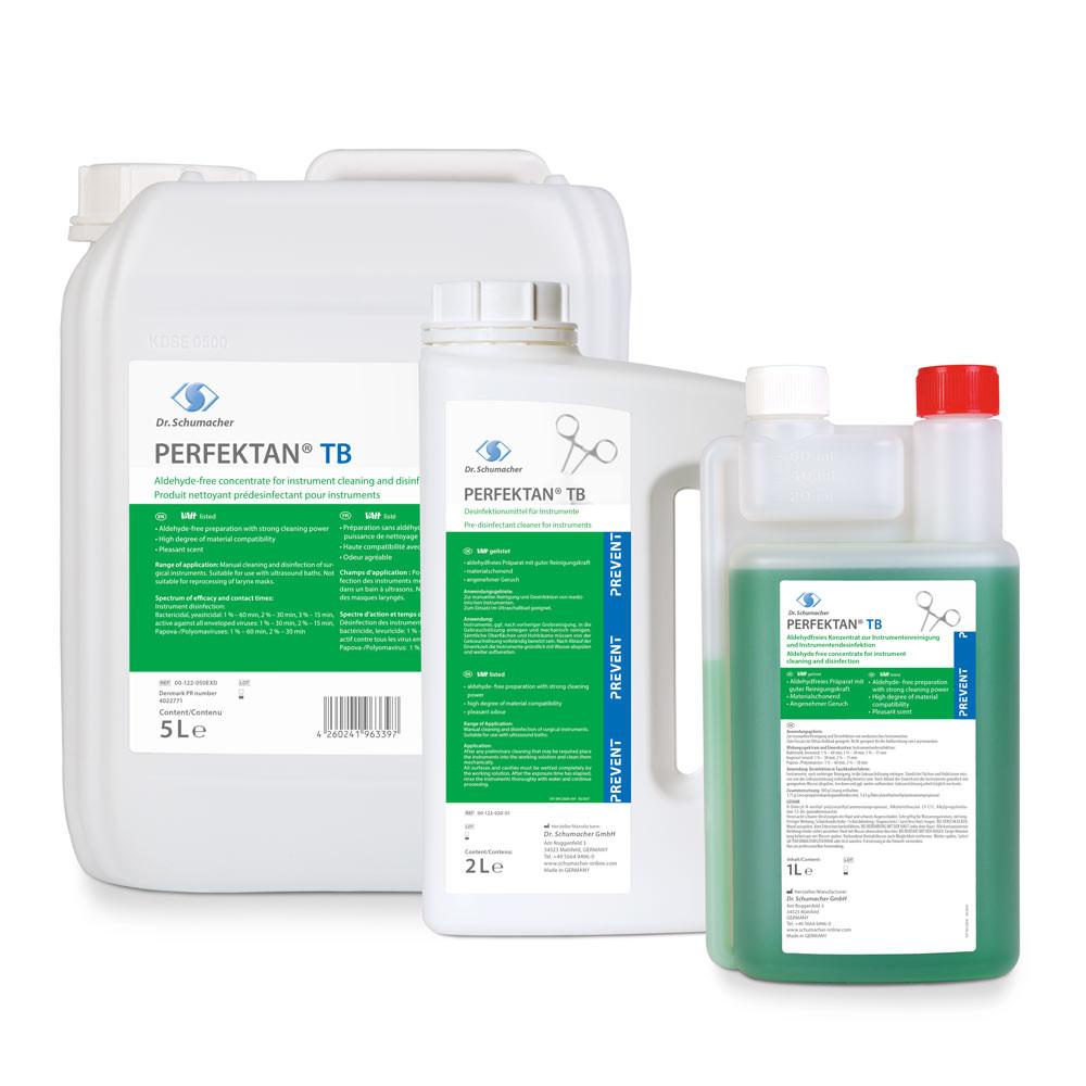 Perfektan TB, Medical Instrument Disinfectant