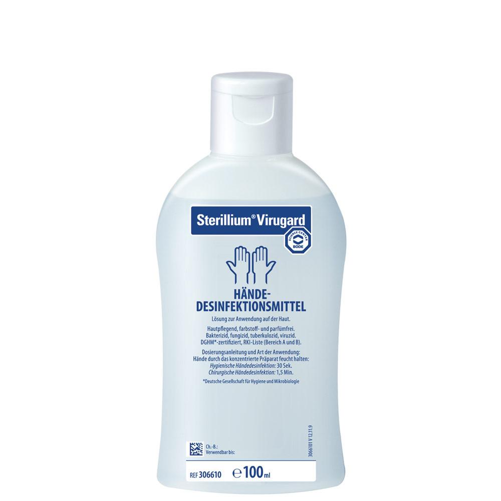 Sterillium Virugard, Hand Disinfectant