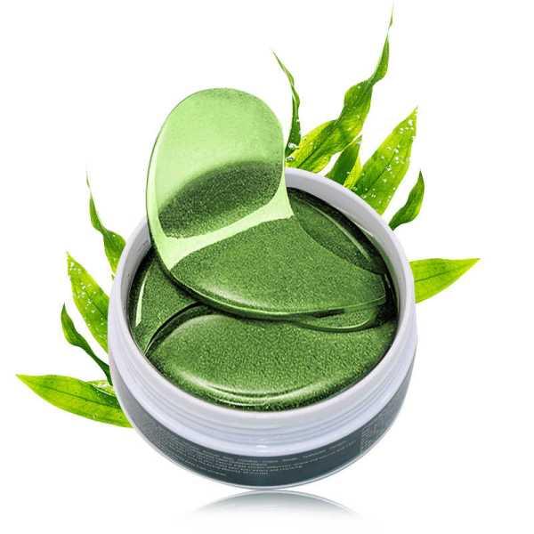 New 60Pcs Seaweed Masks Collagen Eye Mask Eye Patches For Eye Anti-Wrinkle Anti Aging Remove Dark Circles Eye Care