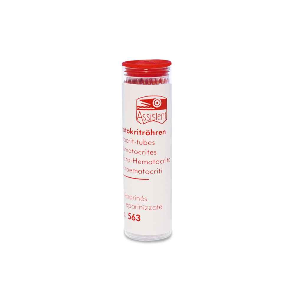 Hematocrit Capillary Tubes, heparinised