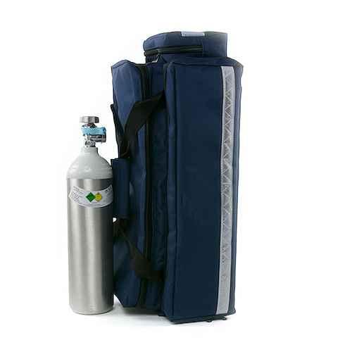 Oxygen System with Aluminium Bottle