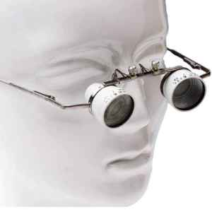 Heine Loupes with Carrying Case