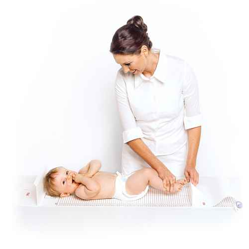 Measurement Mat for Infants and Toddlers
