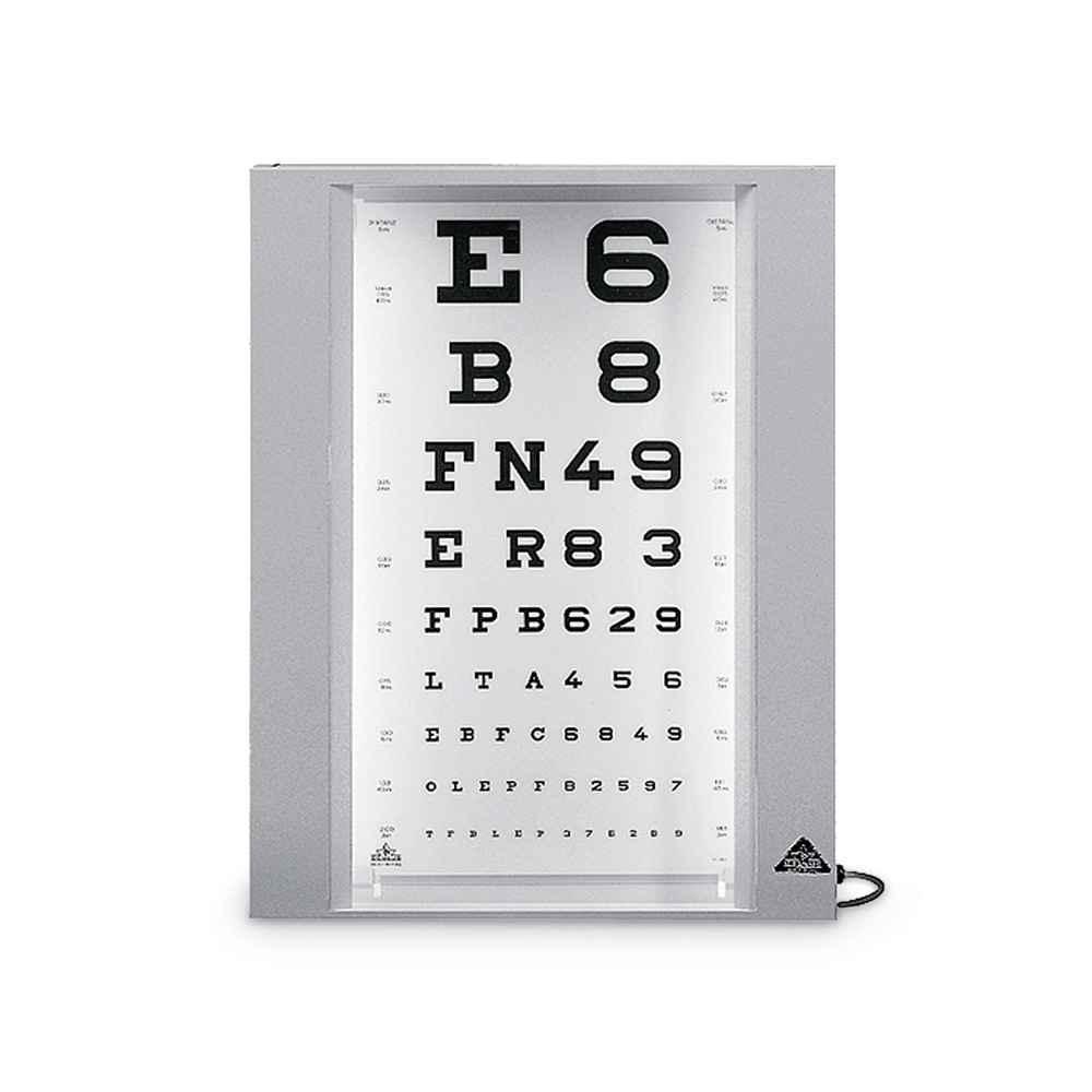 Eye Test Light Box