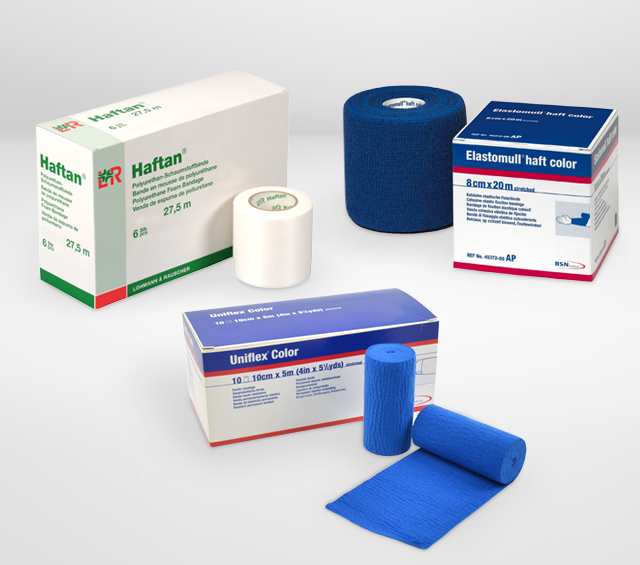Cohesive & Conforming Bandages