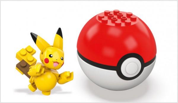 Pokémon Pikachu Mega Construx