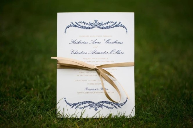 when do you send wedding invitations design ideas - When Should Wedding Invitations Be Sent