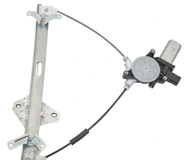 Picture Of 03 07 Hn Accord Coupe Power Window Regulator W Motor Front Lh