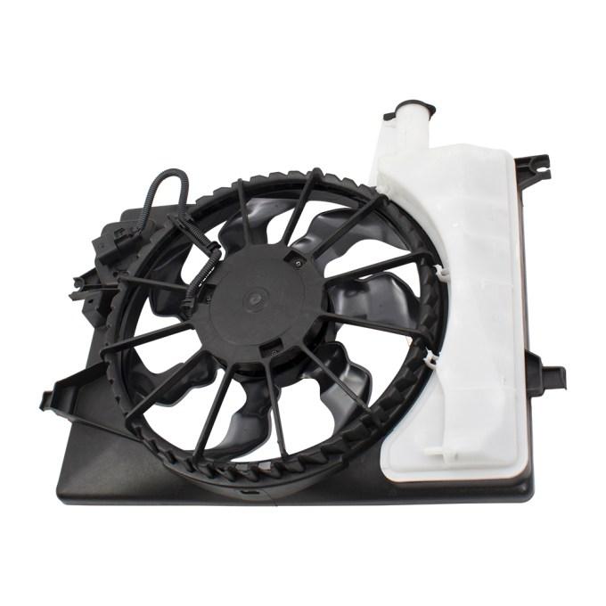 Radiator Fan Motor Replacement