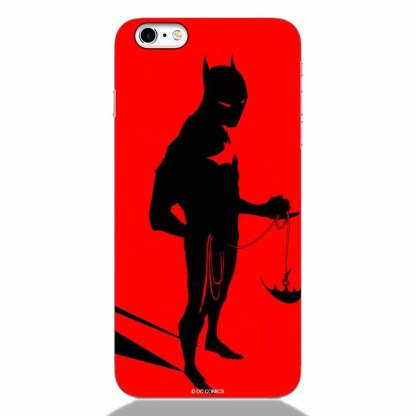 Batman Shadow iPhone 6 Back Cover