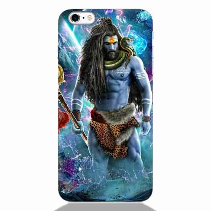Mahadev Shiv iPhone 6S Back Cover