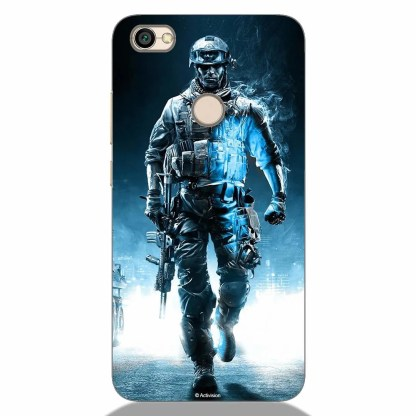 COD Game Lovers Xiaomi Redmi Y1 Back Cover
