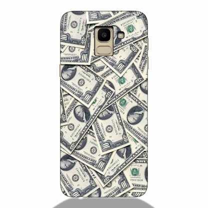 Dollars Samsung J6 2018 Back Cover