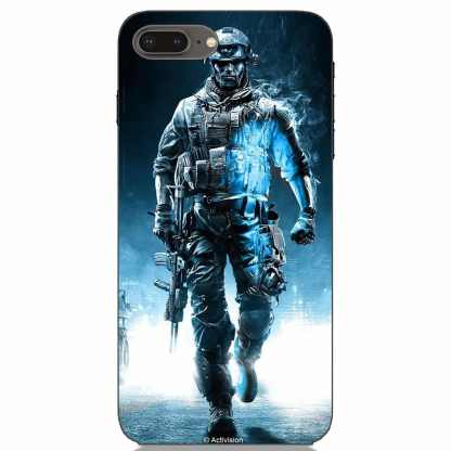 (Call of Duty) COD Game Lovers iPhone 8 Plus Back Cover