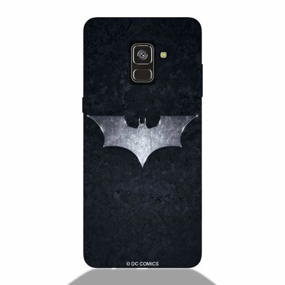 Batman Batarang Samsung A8 Plus 2018 Back Cover