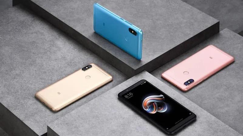 Smartphone Xiaomi Redmi Note 5 Pro Launch Price Specifications