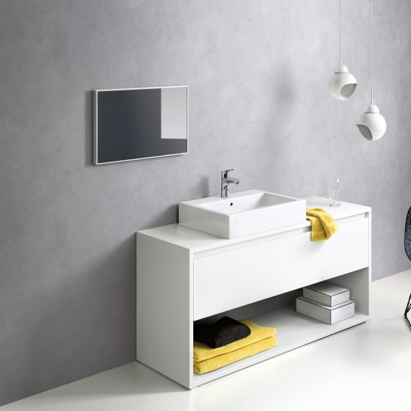 hansgrohe novus loop 100 handvaskarmatur krom