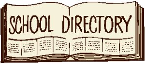 The 2013-2014 Cape St. Claire Elementary School Directory is out!