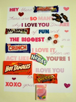 5th Grade fundraiser with Candy Grams has begun!