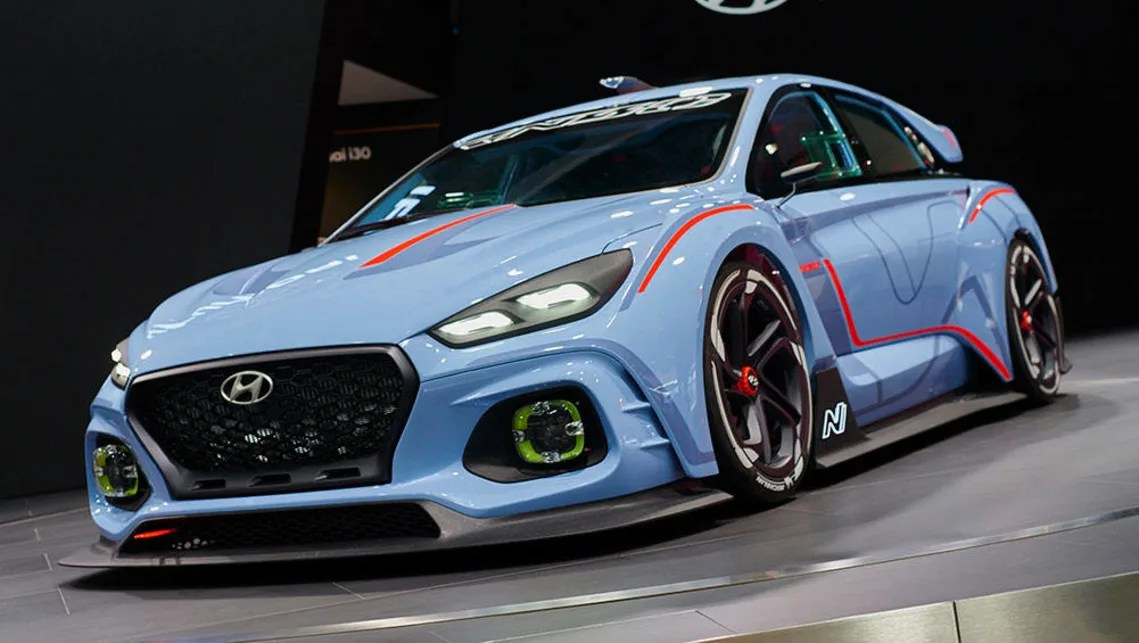 Hyundai RN30 Concept Revealed In Paris Video Car News