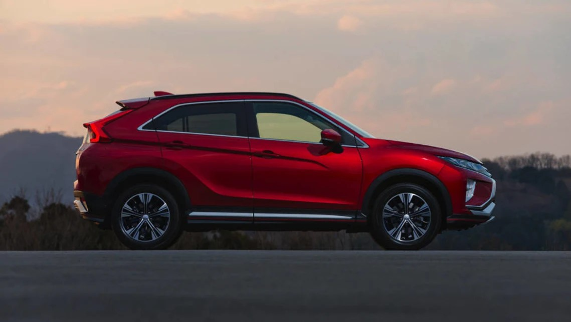 2017 Mitsubishi Eclipse Cross Previewed Car News CarsGuide