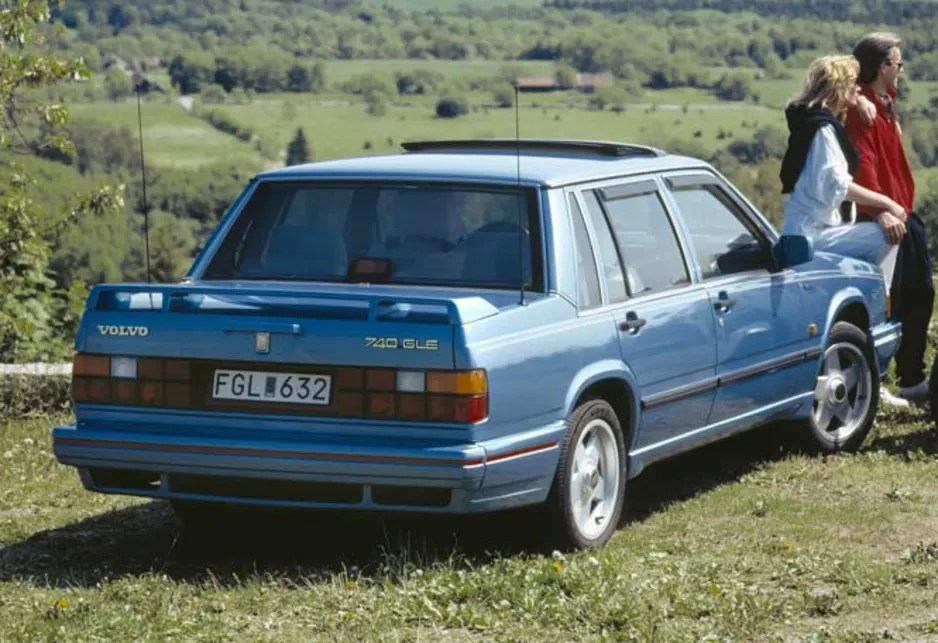 1987 Volvo Station Wagon