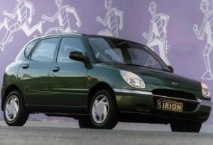 Used Daihatsu Sirion review: 19982002 | CarsGuide