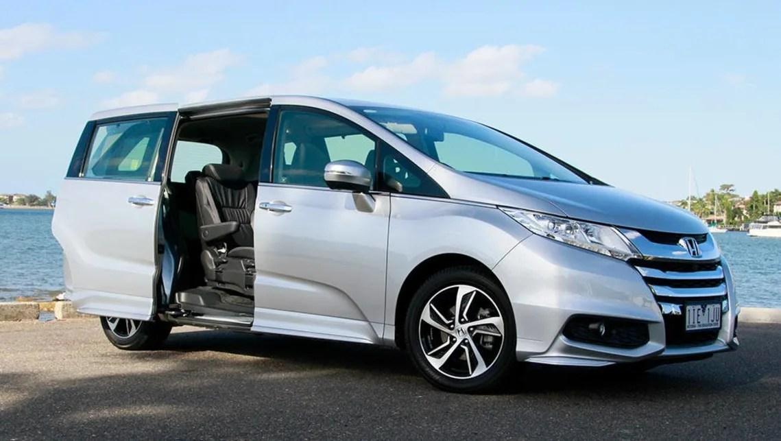 Honda Odyssey VTi L 2017 Review CarsGuide