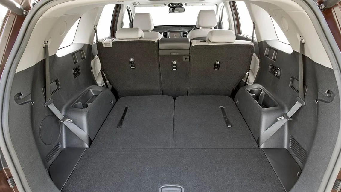 ... Kia Sorento Length X Width X Height See Interior. Advertisement
