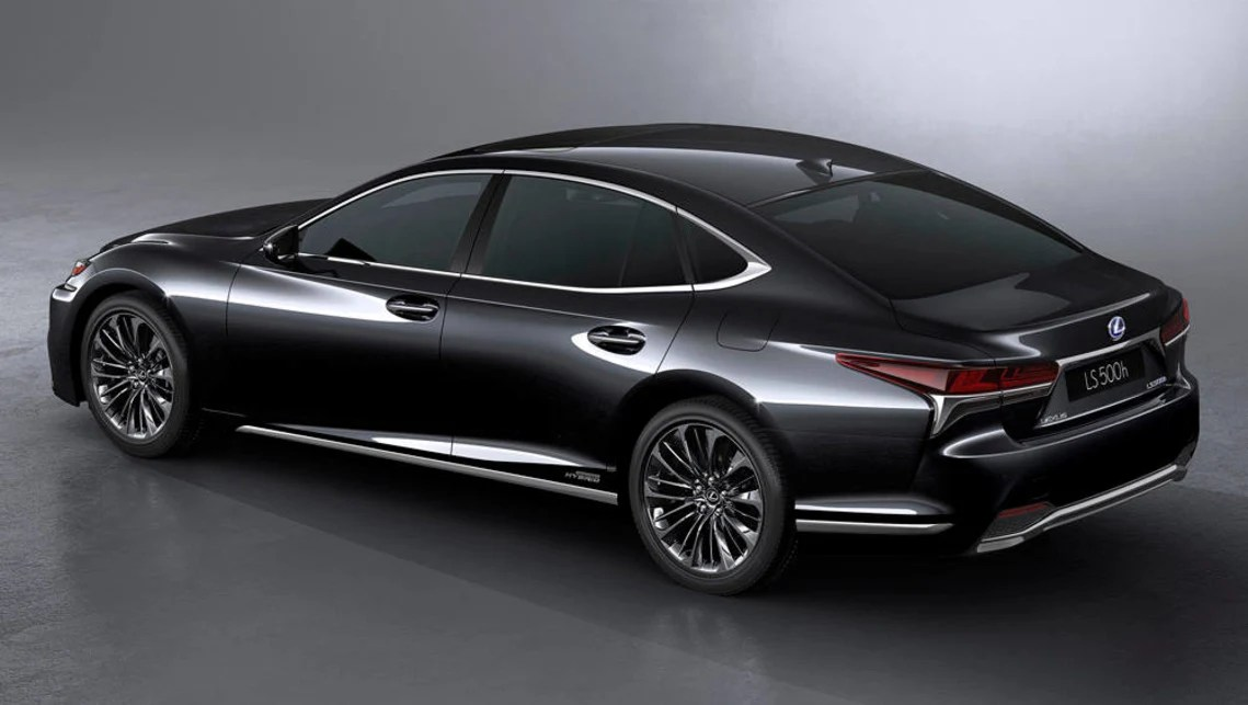 2018 Lexus LS500h Charges Up Car News CarsGuide