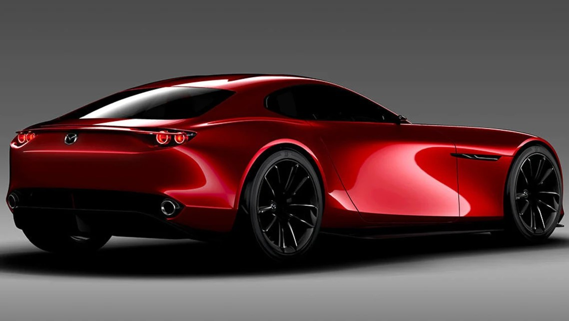 Mazda SkyActiv R Rotary Could Use Compression Ignition