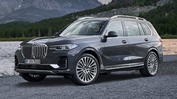 BMW X7 2019 officially revealed - Car News | CarsGuide