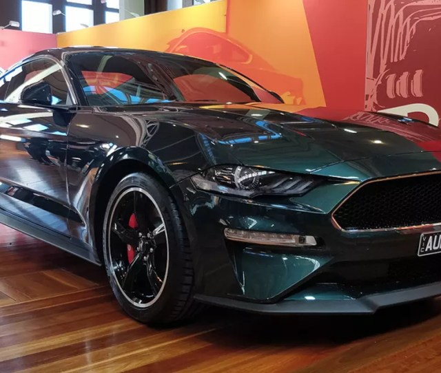 The Limited Edition Ford Mustang Bullitt Pays Homage To The Famous Movie Car From The  Steve Mcqueen Film Bullitt