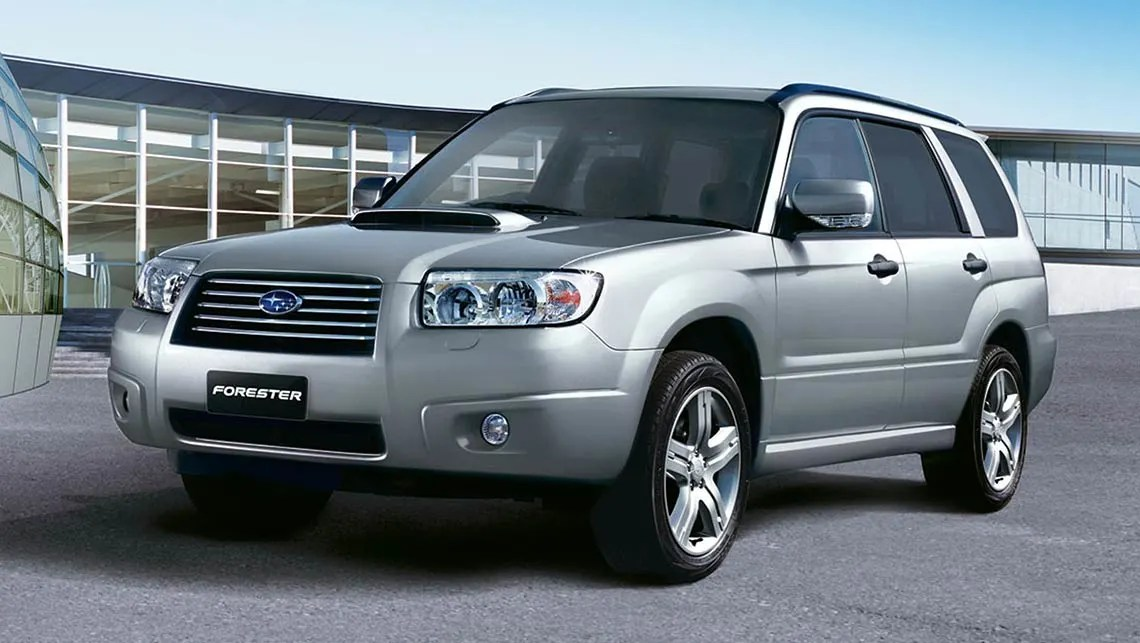Used Subaru Forester Review 1997 2014 Carsguide