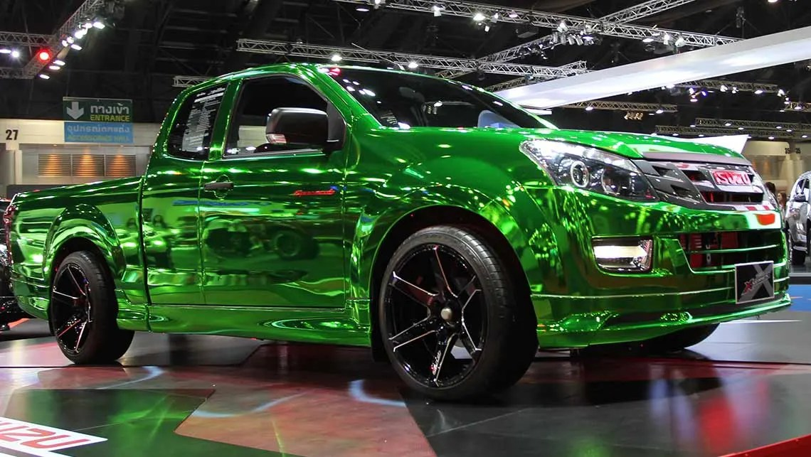 2015 Bangkok Motor Show The Weird And Wonderful Car News Carsguide