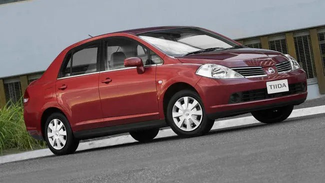 Nissan Tiida Used Review