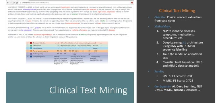 Clinical Text Mining