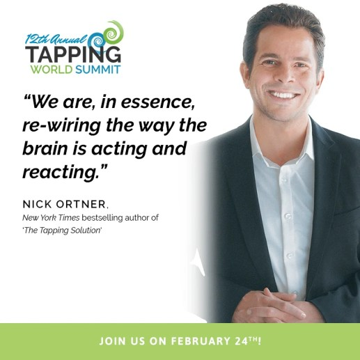 12th Tapping World Summit