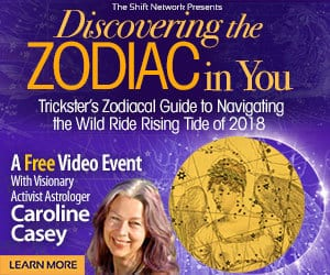 The Trickster's Zodiacal Guide to Navigating the Wild Ride Rising Tide of 2018: by Caroline Casey FREE from the ShiftNetwork 7 The Trickster's Zodiacal Guide to Navigating the Wild Ride Rising Tide of 2018: by Caroline Casey FREE from the ShiftNetwork
