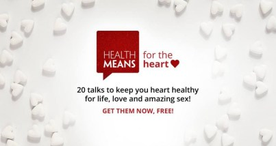 20 experts talks about Heart Health: FREE from HealthTalks Online 1 20 experts talks about Heart Health: FREE from HealthTalks Online