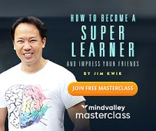 NEW Masterclass featuring Jim Kwik: FREE from Mindvalley 4 NEW Masterclass featuring Jim Kwik: FREE from Mindvalley
