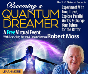 Latest news from change that mind changethatmind becoming a quantum dreamer experiment with time travel explore parallel worldsee with robert moss from the shift network fandeluxe Gallery