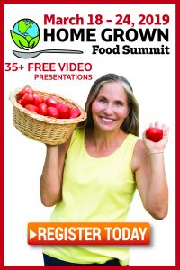 Register for the Home Grown  Summit 2019 for FREE today! 1 Register for the Home Grown  Summit 2019 for FREE today!