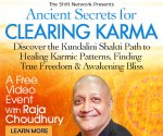 Clearing Karma
