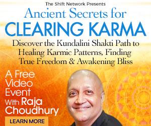KarmaClearing - Clearing Karma with Raja Choudhury