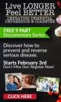 Defeating Dementia, Depression & Diabetes