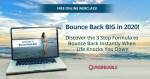 Bounce Back Big Webclass 2020
