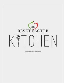 The Reset Factor Kitchen